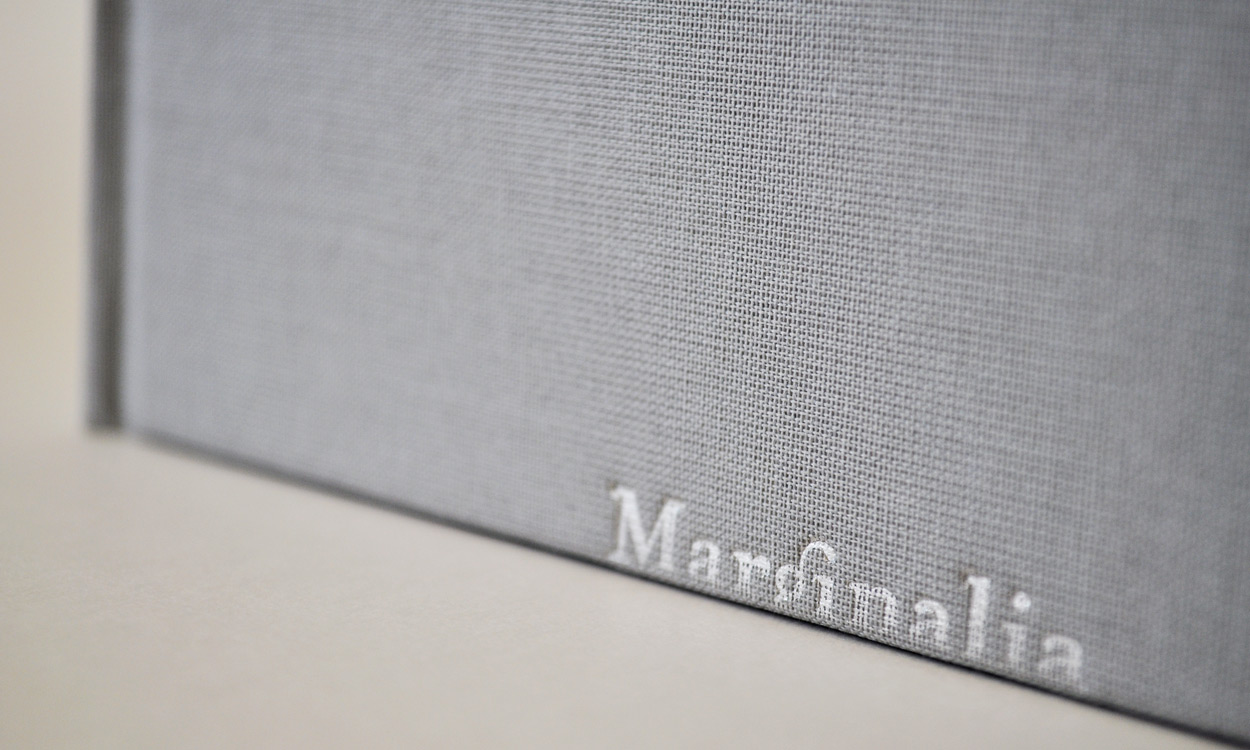Marginalia Book Design