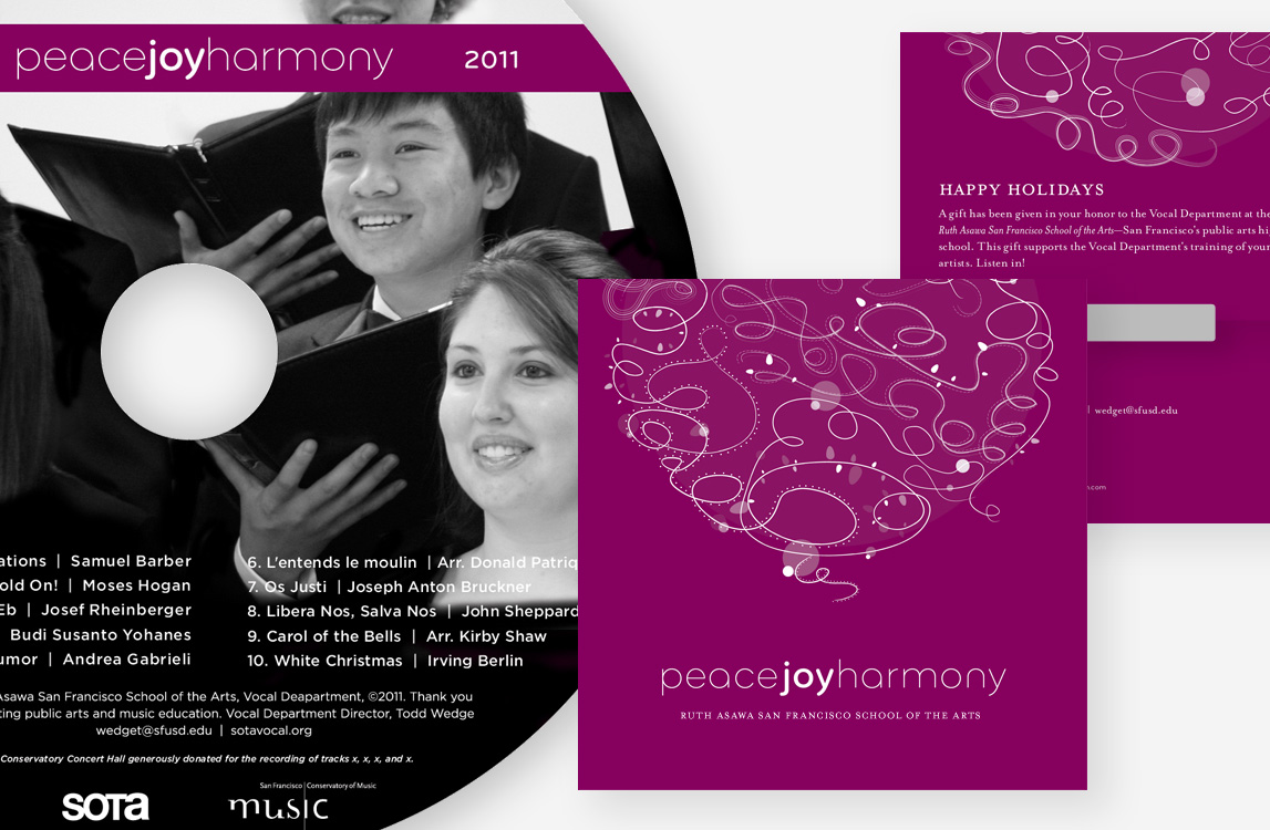 SOTA Holiday CD