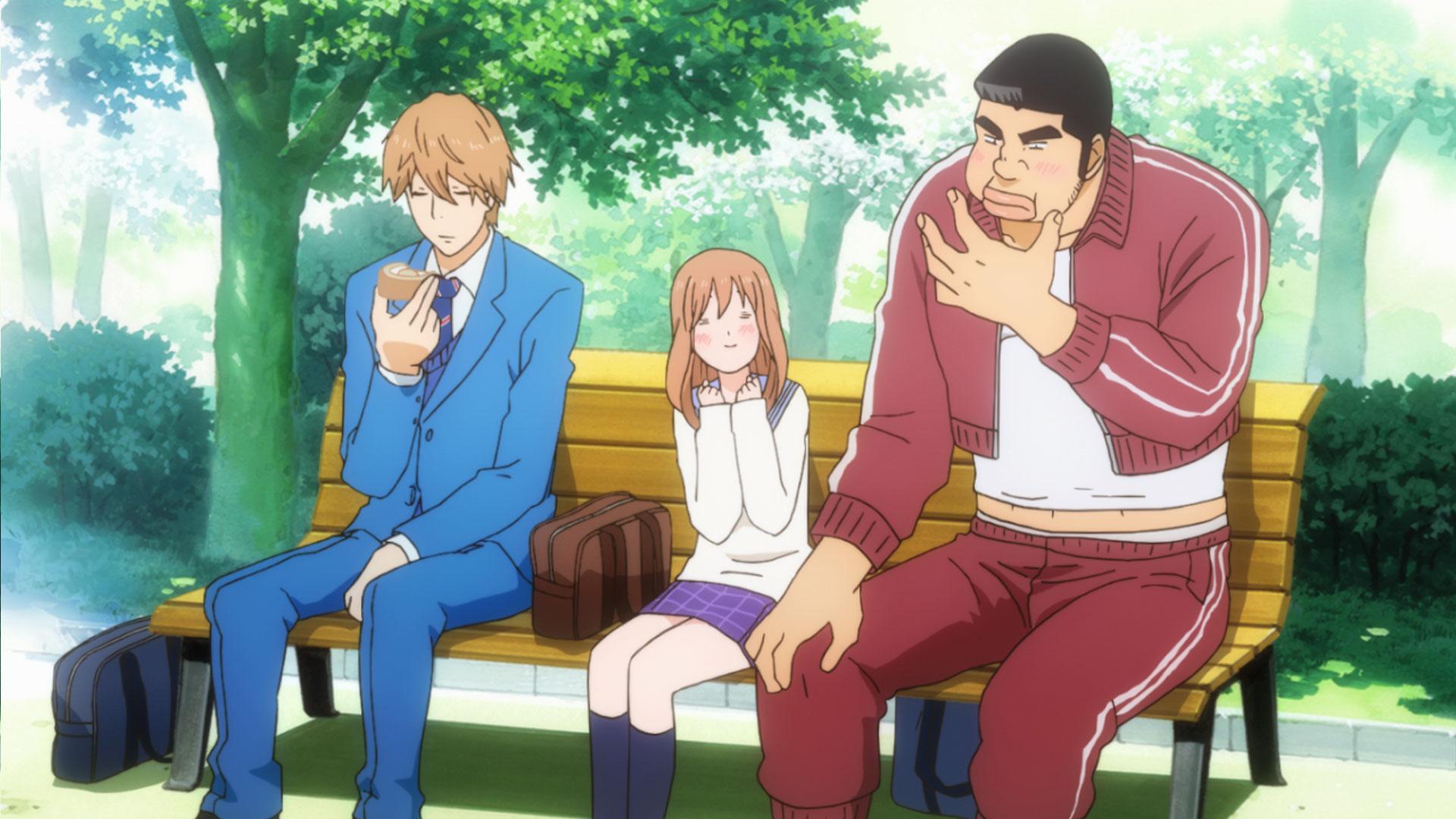 """My Love Story"" Anime Rocks! Watch it!"