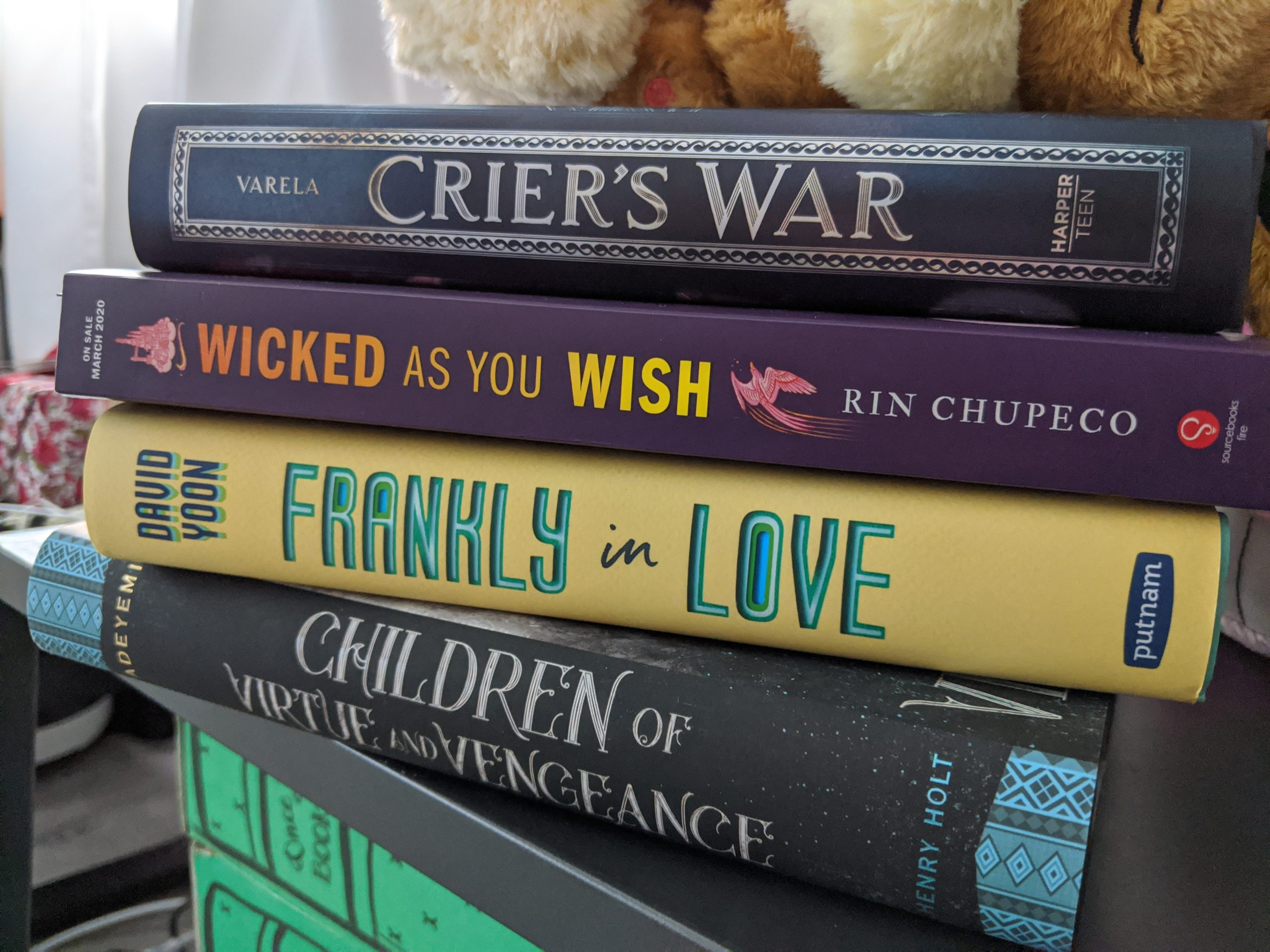 Diversity in YA Books